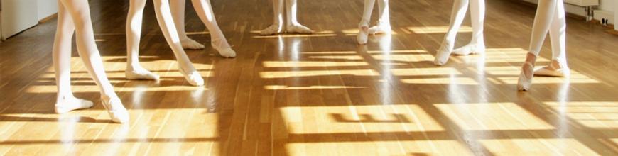 Unterricht im Klassischen Tanz für Anfänger und Fortgeschrittene