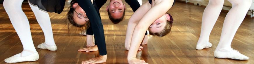 Tänzerische Früherziehung für Kinder ab 3 Jahren